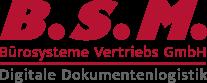 Kopierer, MFP, Drucker, Dokumentenmanagement in Dachau, Chemnitz, München | B.S.M. Bürosysteme Vertriebs GmbH